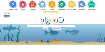 google-under-water